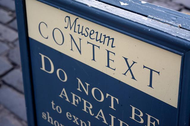 Museum Context Signage, Edinburgh | www.rachelphipps.com @rachelphipps