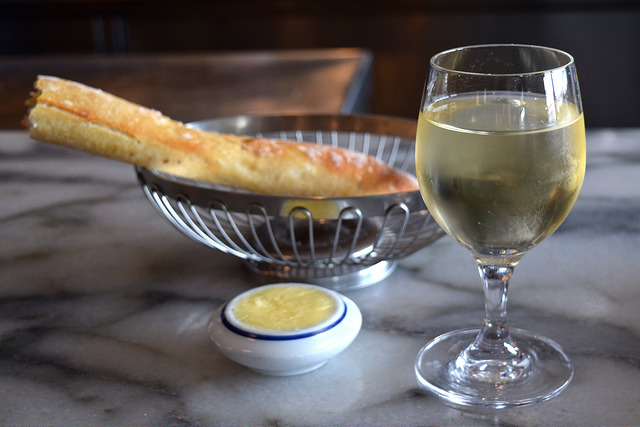 Sourdough & Wine at Petite Trois, Hollywood