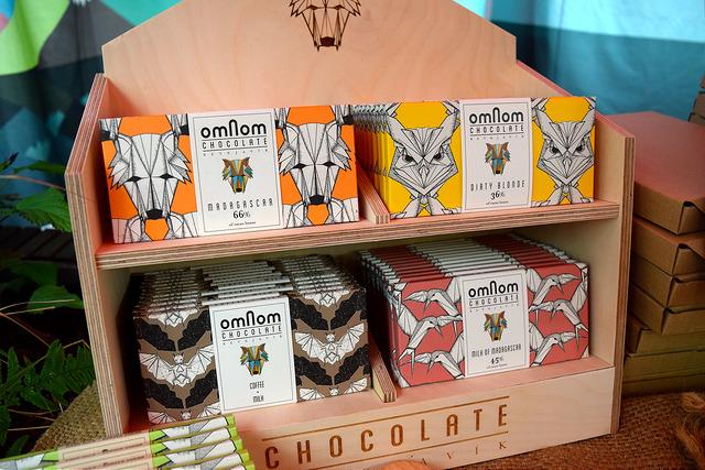 Icelandic Omnom Chocolate at The Icelandic Pantry, Borough Market   www.rachelphipps.com @rachelphipps