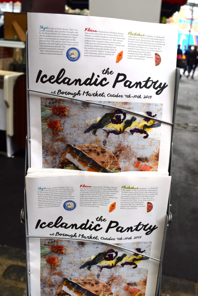The Icelandic Pantry at Borough Market   www.rachelphipps.com @rachelphipps