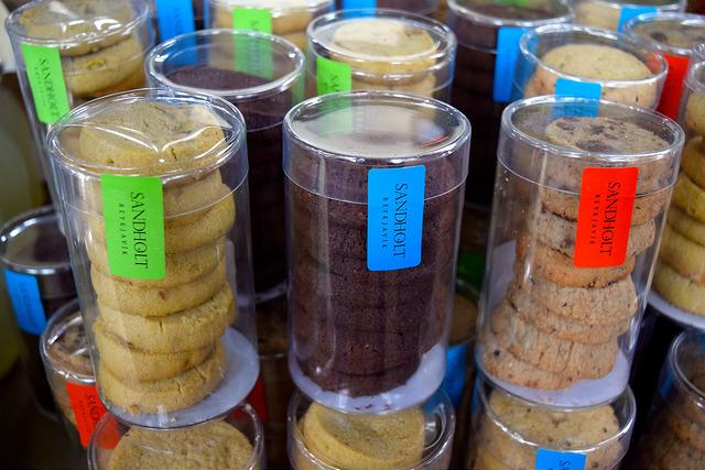 Icelandic Cookies at The Icelandic Pantry, Borough Market   www.rachelphipps.com @rachelphipps