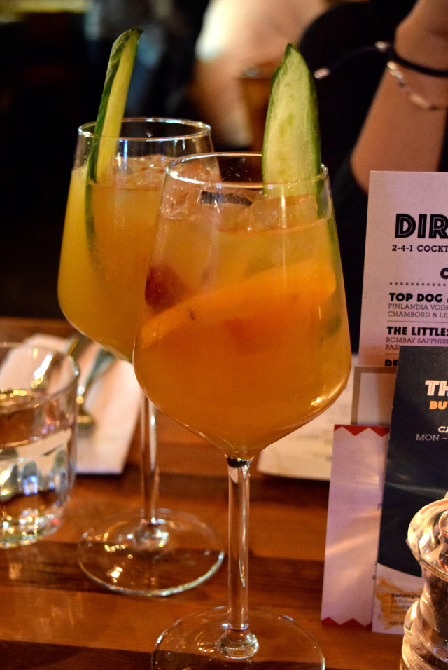 Happy Hour Cocktails at Dirty Bones, Carnaby Street   www.rachelphipps.com @rachelphipps