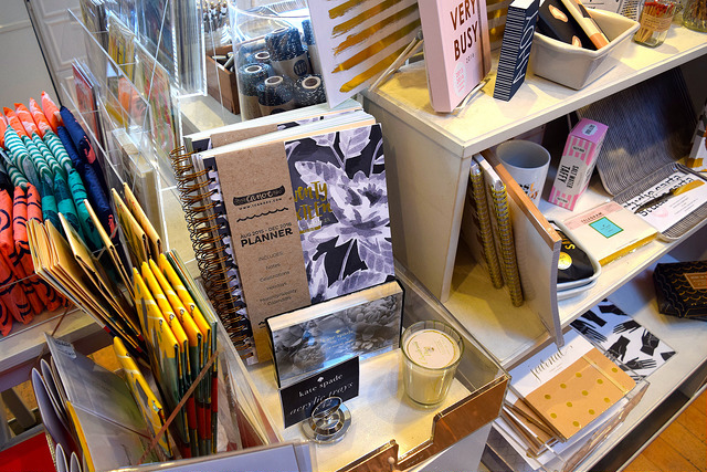 Notebooks at Urbanic Paper Boutique, Los Angeles | www.rachelphipps.com @rachelphipps