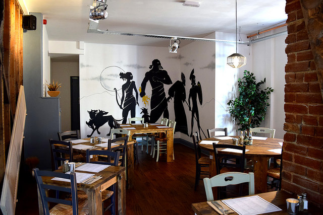Zeus Ouzeri & Taverna | www.rachelphipps.com @rachelphipps