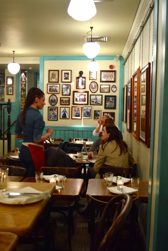 Dinner at Ceviche, Soho   www.rachelphipps.com @rachelphipps