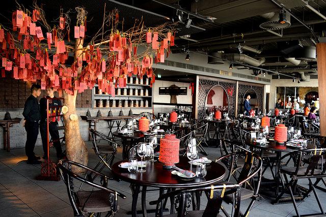 Inside Hutong, The Shard | www.rachelphipps.com @rachelphipps