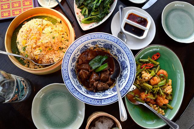 Hutong Experince Lunch Menu, The Shard | www.rachelphipps.com @rachelphipps