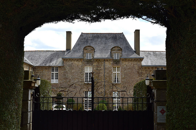 Chateau de la Ballue, Brittany   www.rachelphipps.com @rachelphipps