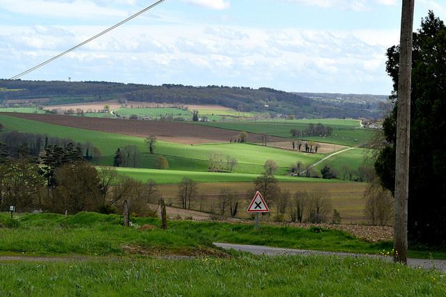 Beautiful View in Brittany, France   www.rachelphipps.com @rachelphipps