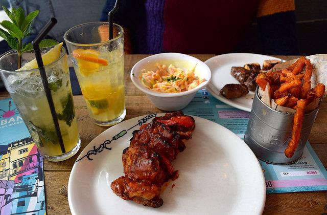 Lunch at Cabana, Covent Garden   www.rachelphipps.com @rachelphipps