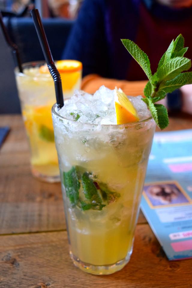 Mocktails at Cabana, Covent Garden   www.rachelphipps.com @rachelphipps