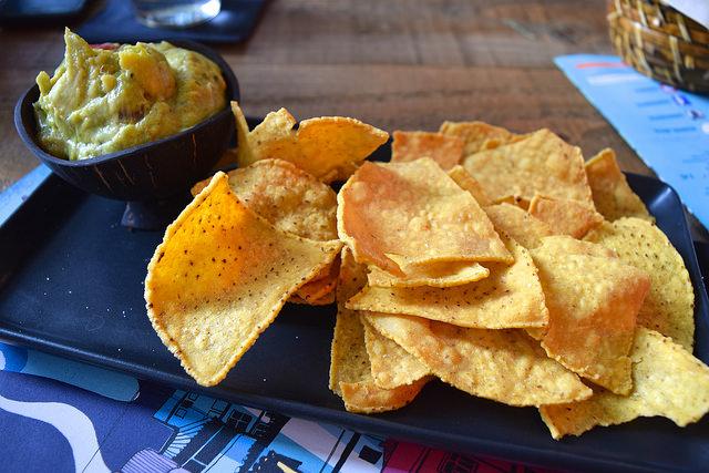 House Guac & Unlimited Chips at Cabana, Covent Garden   www.rachelphipps.com @rachelphipps