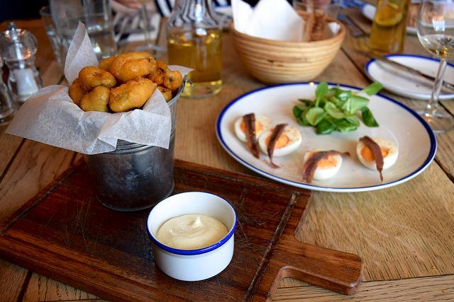 Lunch at The Duke William, Ickham | www.rachelphipps.com @rachelphipps