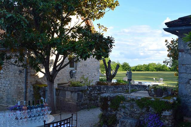Evening at Manoir de Malagorse | www.rachelphipps.com @rachelphipps