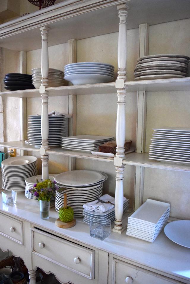Kitchen at Manoir de Malagorse | www.rachelphipps.com @rachelphipps