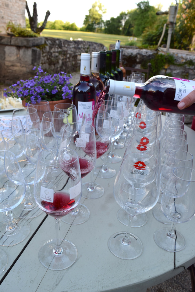 Wine Tasting at Manoir de Malagorse | www.rachelphipps.com @rachelphipps
