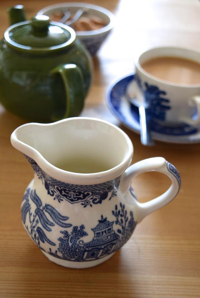 English China at The Duck Inn, Pett Bottom   www.rachelphipps.com @rachelphipps
