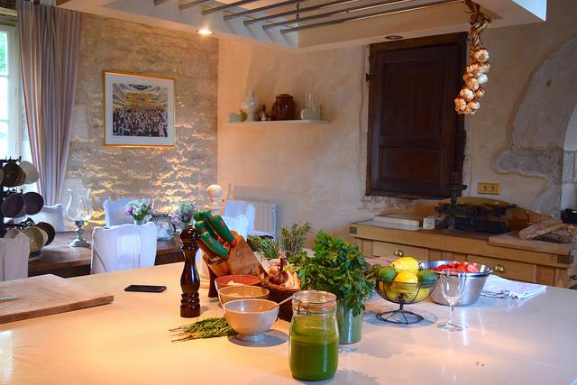 In the Kitchen at Manoir de Malagorse | www.rachelphipps.com @rachelphipps