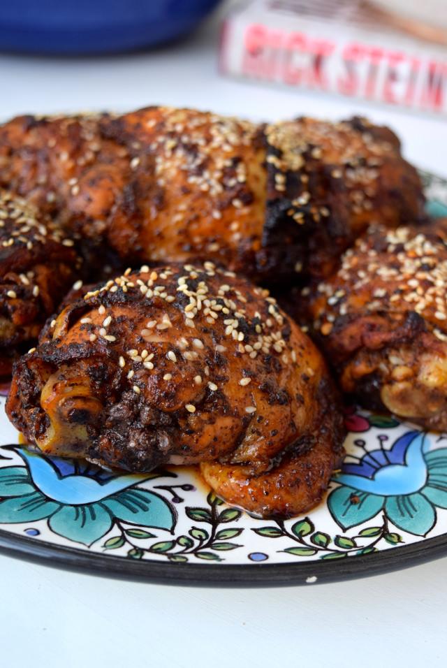 Turkish Chicken from Rick Stein's From Venice to Istanbul | www.rachelphipps.com @rachelphipps