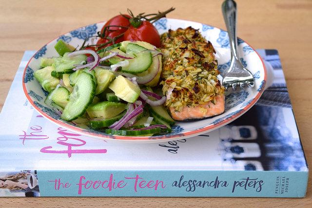 Cooking from The Foodie Teen   www.rachelphipps.com @rachelphipps
