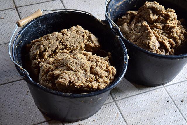 Pressed Walnuts | www.rachelphipps.com @rachelphipps