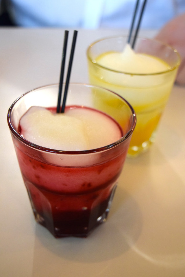 Frozen Margaritas at DF/Mexico, Shoreditch | www.rachelphipps.com @rachelphipps