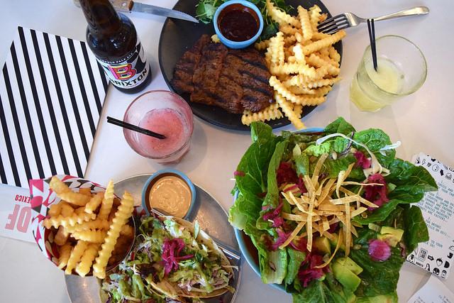 Dinner at DF/Mexico, Shoreditch | www.rachelphipps.com @rachelphipps