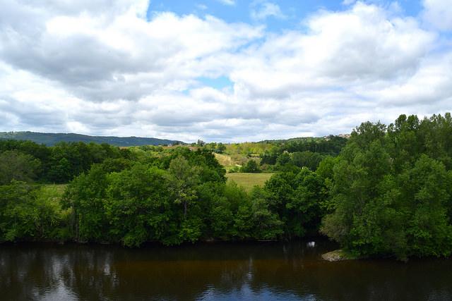 View from Chateau de la Treyne | www.rachelphipps.com @rachelphipps