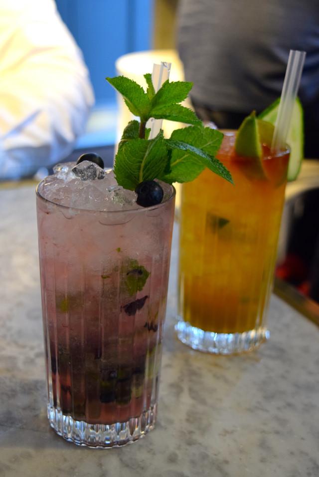 Cocktails at Le Bab, Soho   www.rachelphipps.com @rachelphipps