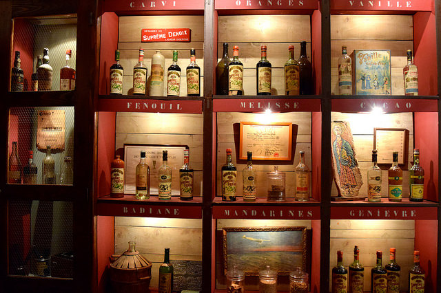 Archive at the Denoix Distillery, Brive | www.rachelphipps.com @rachelphipps