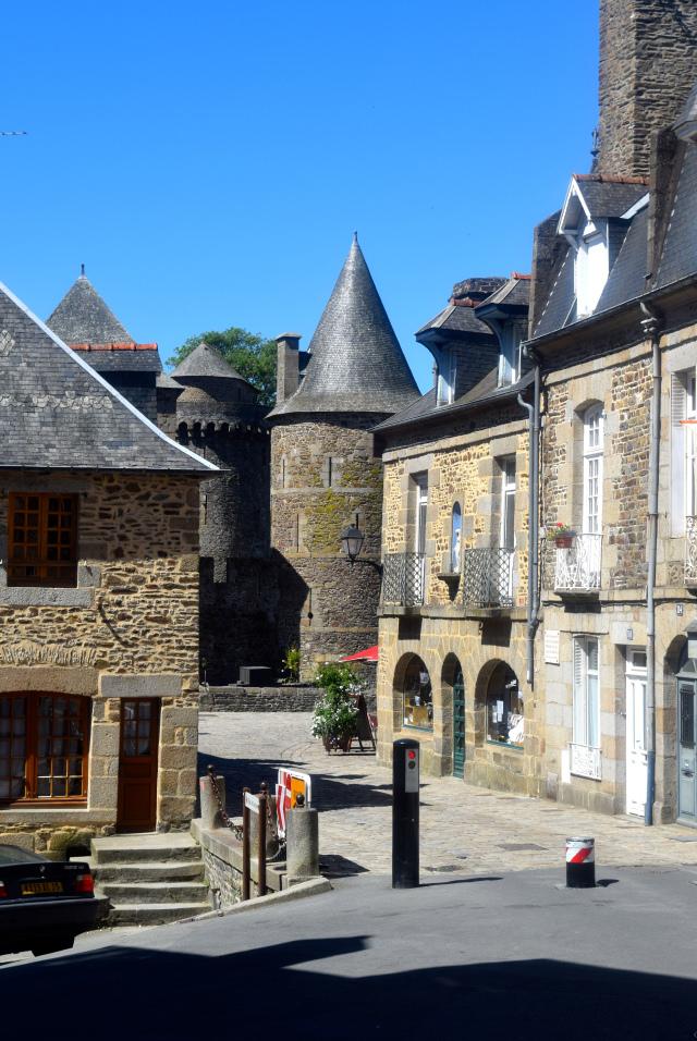 Fougeres, Brittany   www.rachelphipps.com @rachelphipps