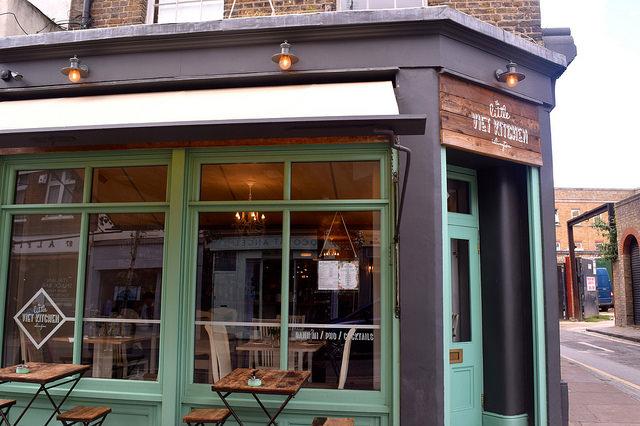 Little Viet Kitchen, Islington | www.rachelphipps.com @rachelphipps