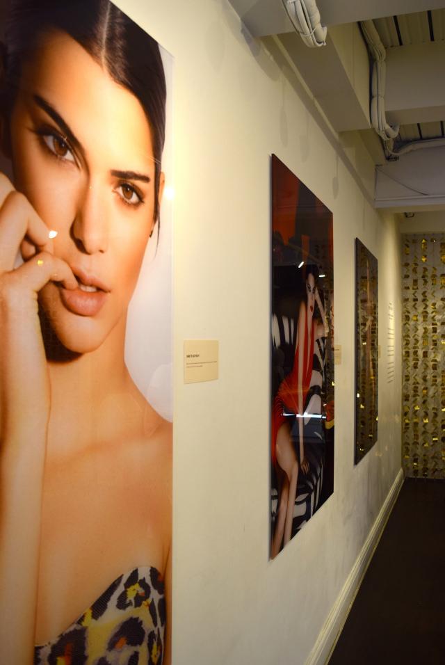 Kendall Jenner Prints at the Magnum Pleasure Store, London | www.rachelphipps.com @rachelphipps