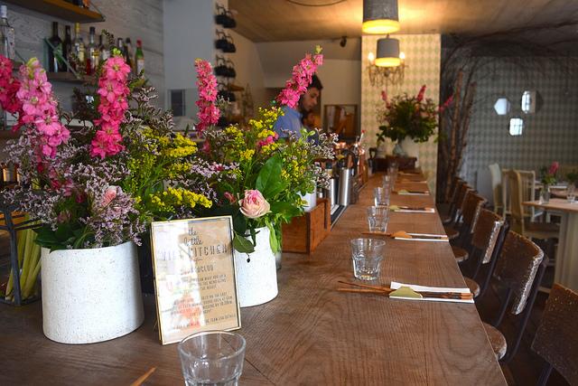 Bar at Little Viet Kitchen, Islington | www.rachelphipps.com @rachelphipps