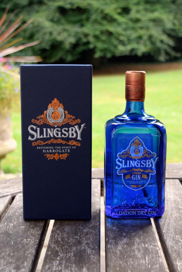 Slingsby Navy Proof Gin | www.rachelphipps.com @rachelphipps