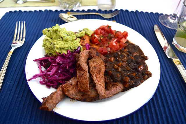 Road to Rio Dinner | www.rachelphipps.com @rachelphipps