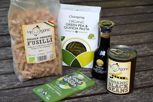 #OrganicUnboxed Dry Produce | www.rachelphipps.com @rachelphipps