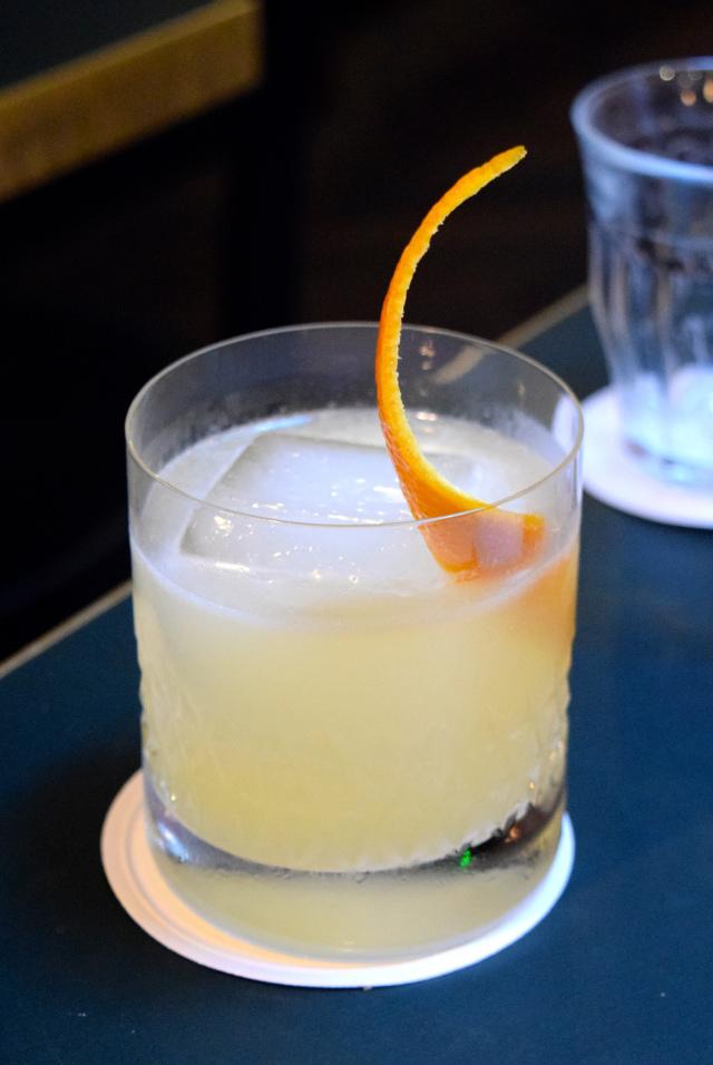 Bumblebee Cocktail at The Palomar, Soho | www.rachelphipps.com @rachelphipps