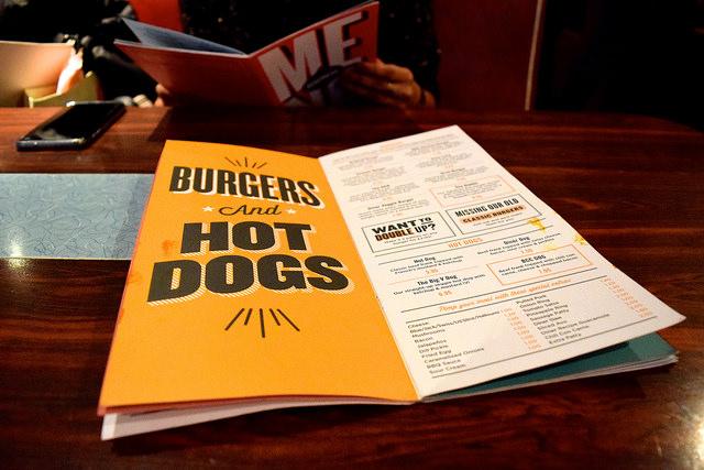 There's a new menu at The Diner   www.rachelphipps.com @rachelphipps