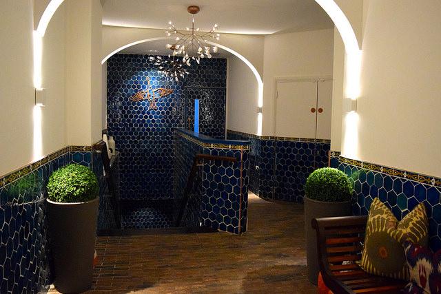 Dinner at Samarkand, Fitzrovia | www.rachelphipps.com @rachelphipps