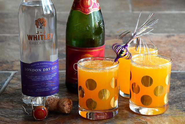 Christmas Clementine 75's   www.rachelphipps.com @rachelphipps