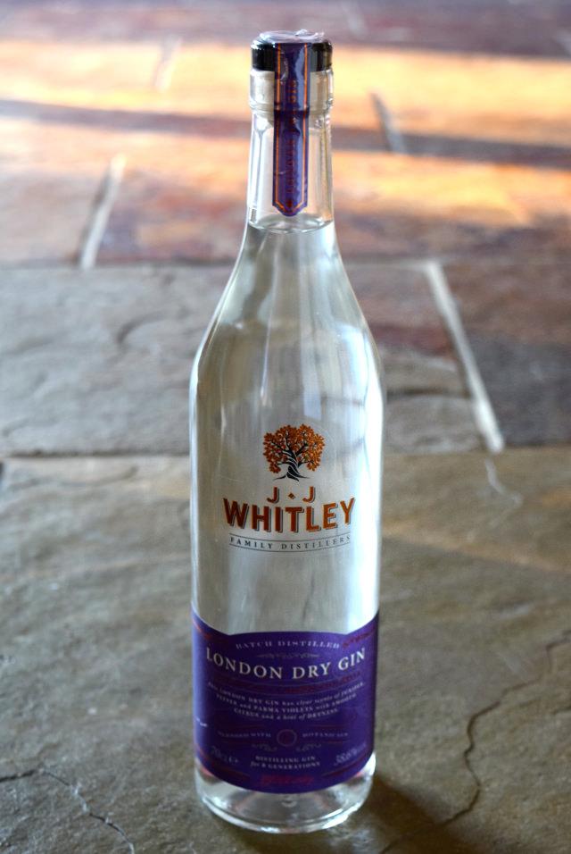 J J Whitley London Dry Gin   www.rachelphipps.com @rachelphipps