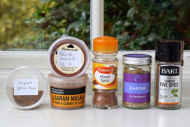 Spice Blends | www.rachelphipps.com @rachelphipps