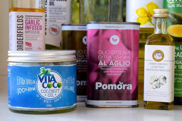 Infused Cooking Oils   www.rachelphipps.com @rachelphipps