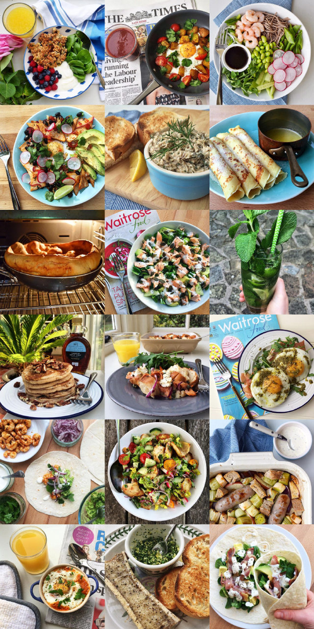Student Eats Instagram Previews