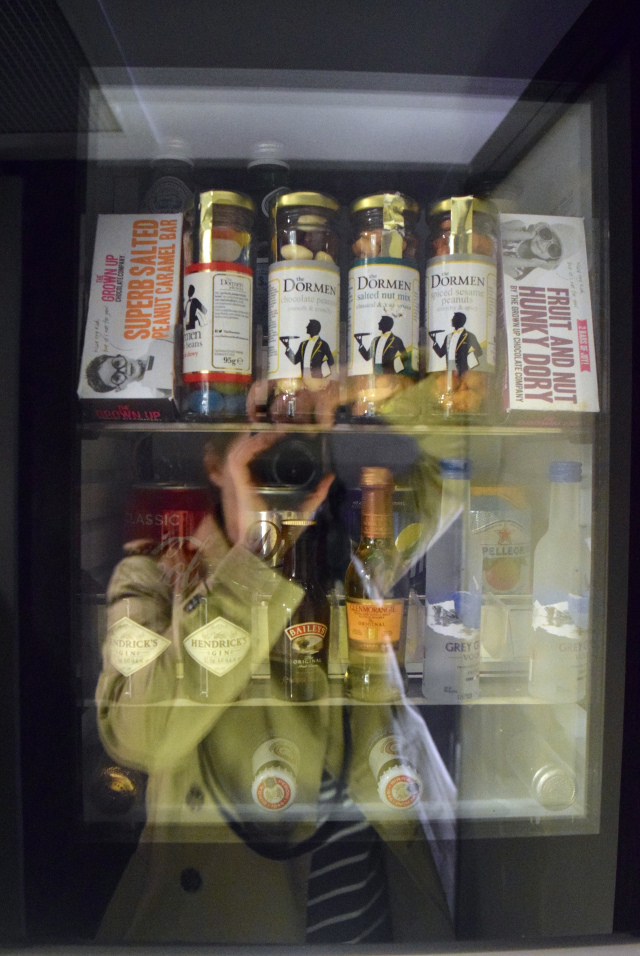 Mini Bar at The Marylebone Hotel | www.rachelphipps.com @rachelphipps