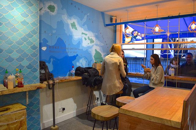 Dining In at Island Poké, Soho | www.rachelphipps.com @rachelphipps