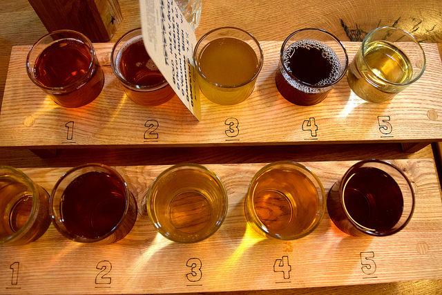 West Country Cider Flights at The Stable, Whitechapel | www.rachelphipps.com @rachelphipps