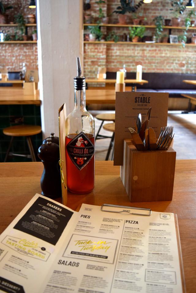 Lunch at The Stable, Whitechapel | www.rachelphipps.com @rachelphipps