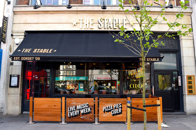 The Stable, Whitechapel | www.rachelphipps.com @rachelphipps